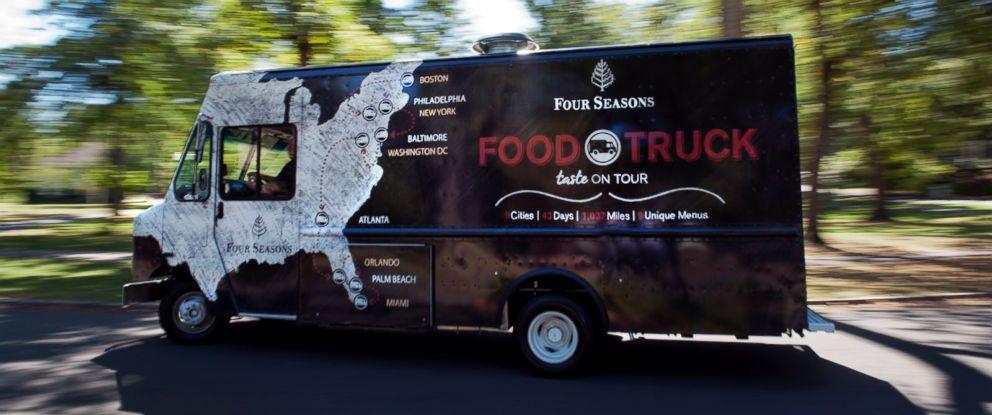 PHOTO The Four Seasons Food Truck Is On An East Coast Tour