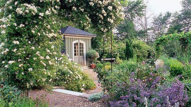 PHOTO: Gothenburg Botanical Garden, Sweden.