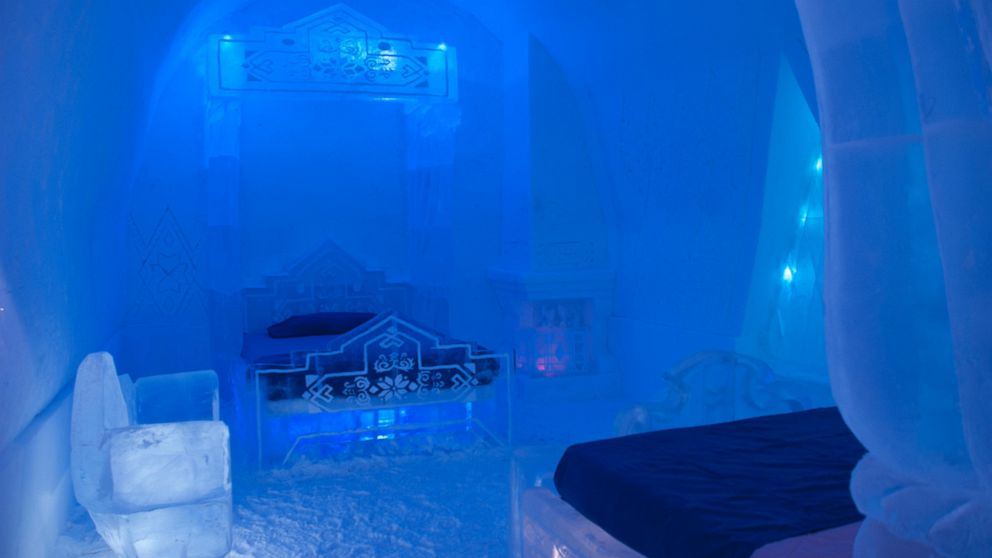 Frozen Themed Hotel Suite Is Hot With Fans Abc News