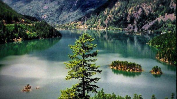 PHOTO: Diablo Lake, Washington