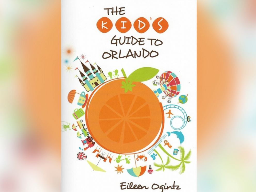 PHOTO: The cover of The Kids Guide to Orlando.