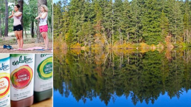 PHOTO: Detox and Cleanse in Friday Harbor, Wash.