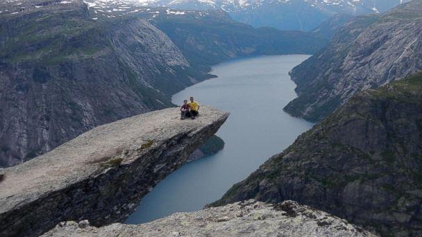 PHOTO: Trolltunga Hike, Scandinavia