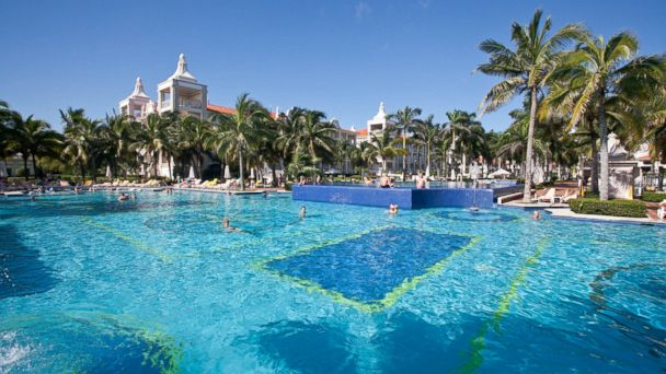 PHOTO: The Riu Palace Riviera Maya hotel in Playa del Carmen is pictured here.