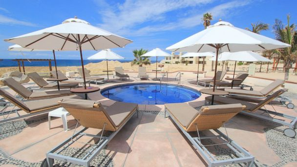 PHOTO: The Solmar Resort in Cabo San Lucas is pictured here.
