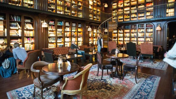 PHOTO: The NoMad Restaurant at the NoMad Hotel