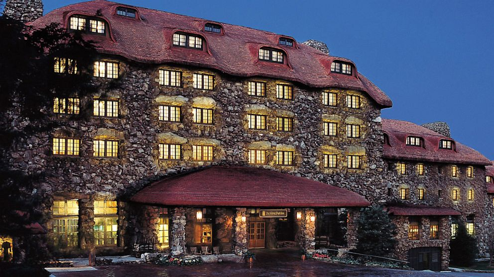 Haunted Hotels For Fearless Travelers Abc News