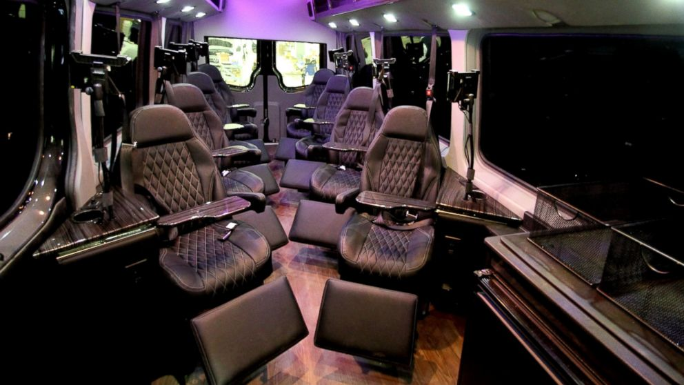 Royal Sprinter Latest In Luxury Travel From Washington To