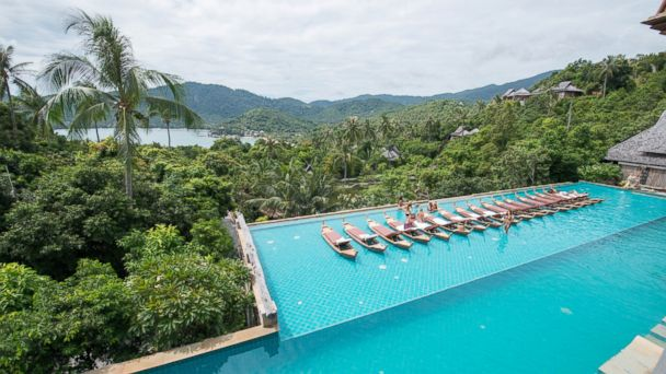 PHOTO: Santhiya Koh Phangan Resort & Spa, Thailand.