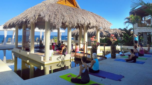 PHOTO: SPA Retreat in Negril, Jamacia.