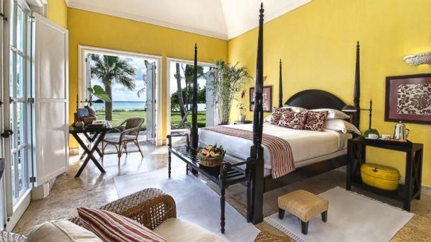 PHOTO: Puntacana Resort & Club in Tortuga Bay, Dominican Republic is part of Oscar de la Renta.