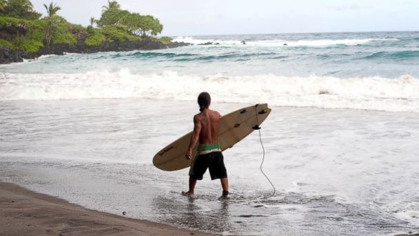 PHOTO: Koki Beach; Maui, Hawaii.