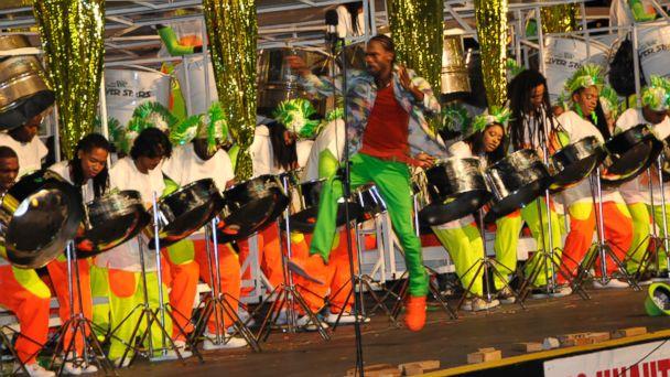 PHOTO: Trinidad & Tobago Carnival
