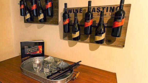 PHOTO: Wine Education by Osmosisin Carmel, Calif.
