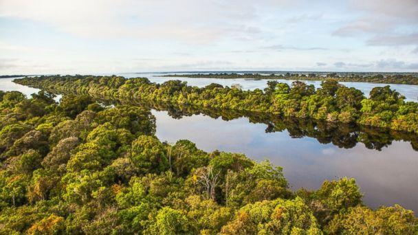 PHOTO: Manaus.