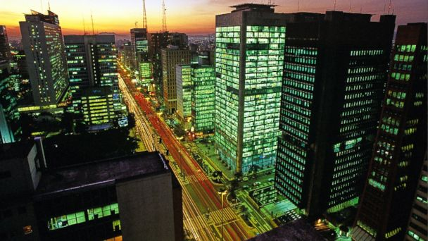 PHOTO: São Paulo.
