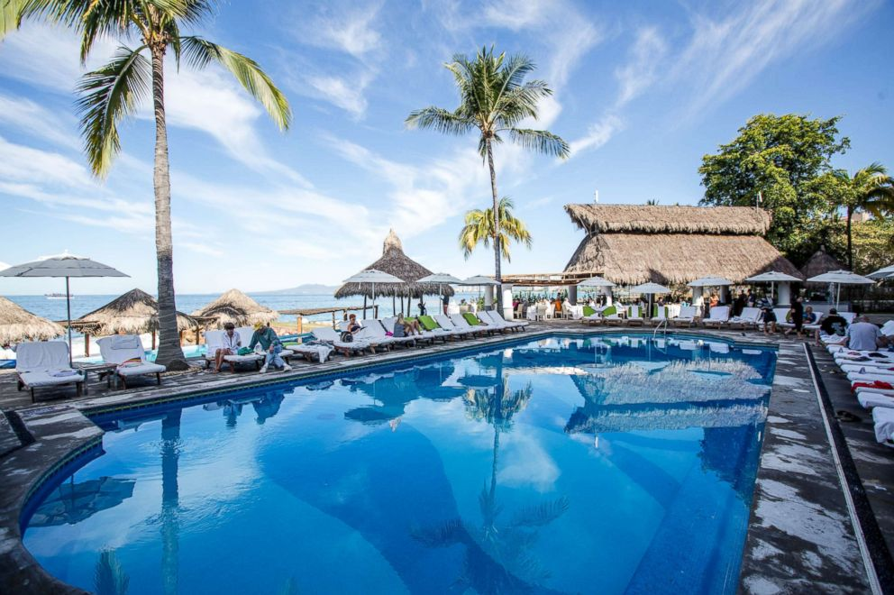PHOTO: Puerto Vallarta is named one of the Best Spring Break Party Destinations by Oyster.com.