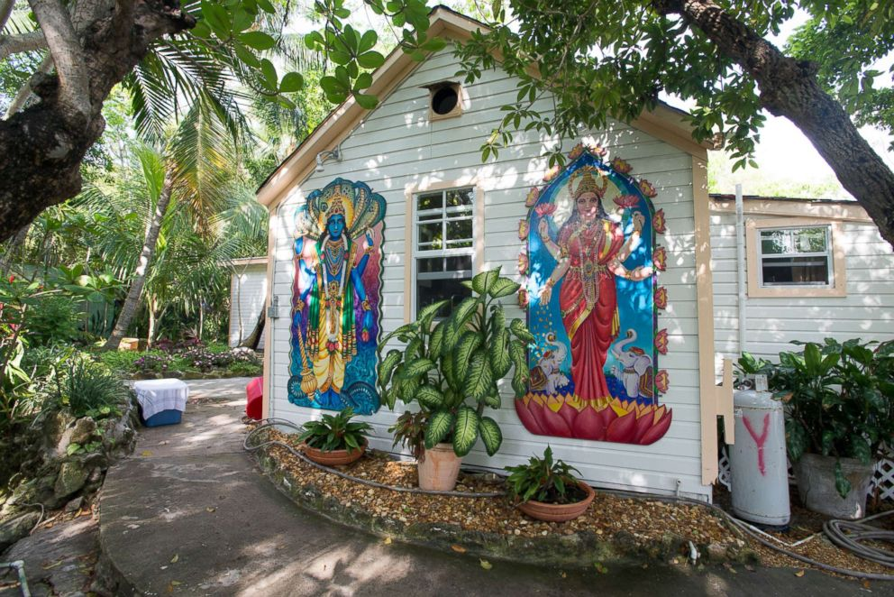 PHOTO: Sivananda Ashram Yoga Retreat