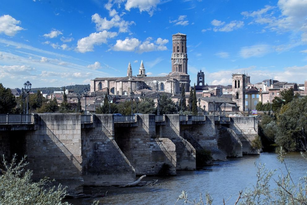 PHOTO: Tudela, Spain served as a location for Game of Thrones scenes.