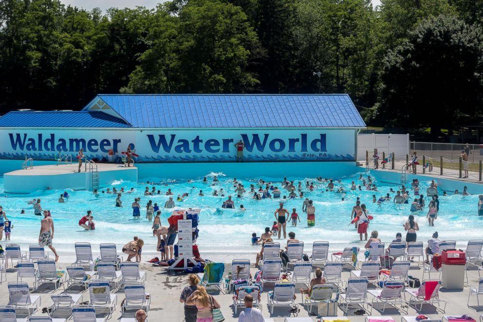PHOTO: Waldameer Park & Water World, Erie, Penn.