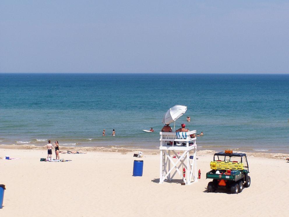 PHOTO: West Beach - Indiana Dunes National Lakeshore.