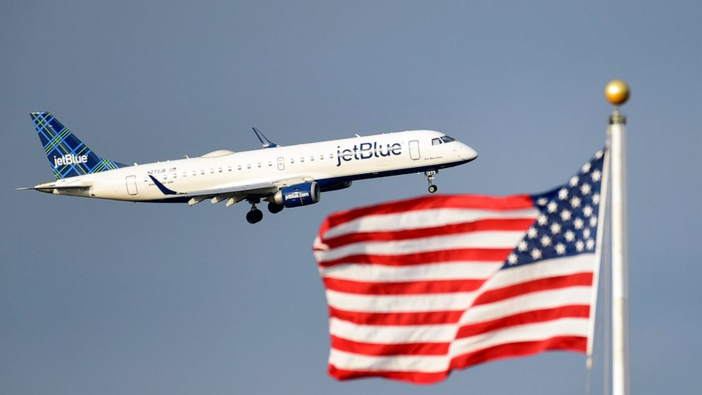 American, JetBlue will expand cooperation in NY, Boston