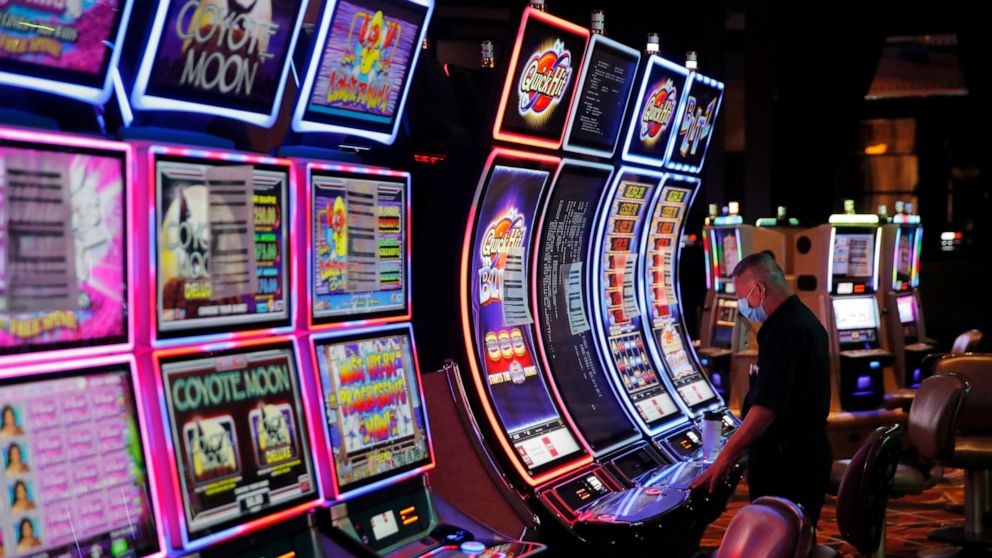 Nevada betting on health safety as Las Vegas casinos reopen - ABC News