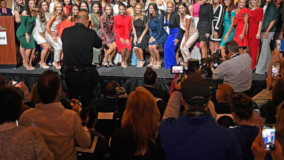 Miss America to be crowned for the first time in Connecticut