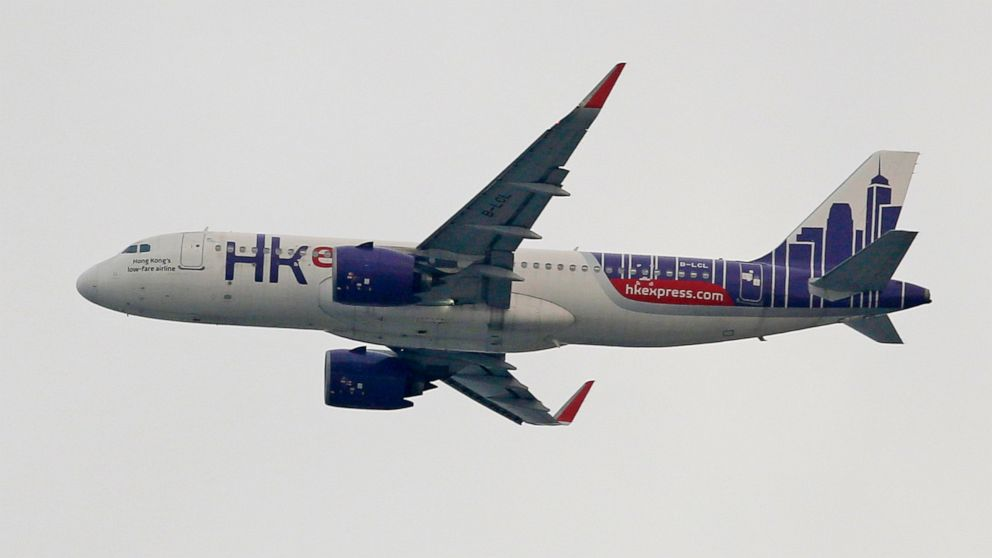 Low-cost airline HK Express resuming flights in August