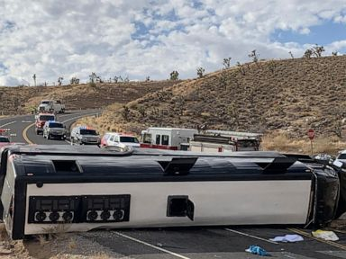 Arizona sheriff's office investigating fatal tour bus crash