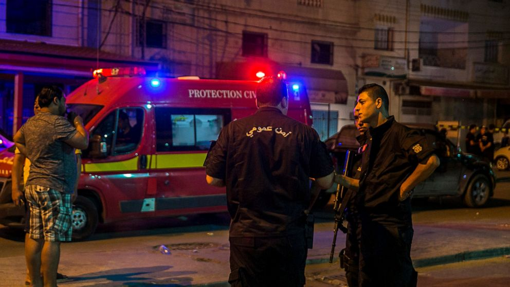 Death toll in Tunisia bombings rises to 2; IS claims role