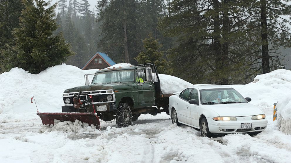 Northern California storms to bring winter-like conditions