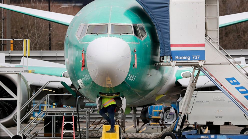 Boeing: No orders, more cancellations for grounded 737 Max