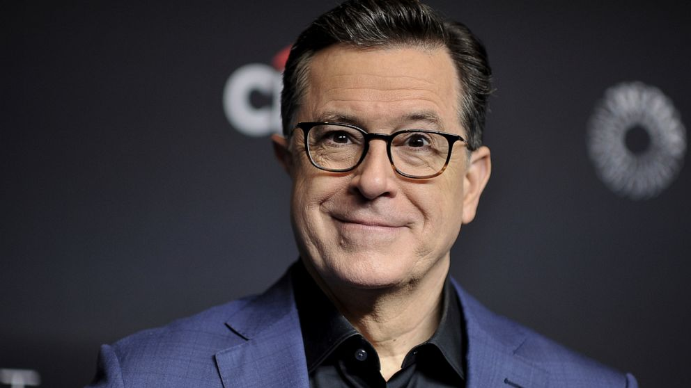 Stephen Colbert becomes spokesman for New Zealand