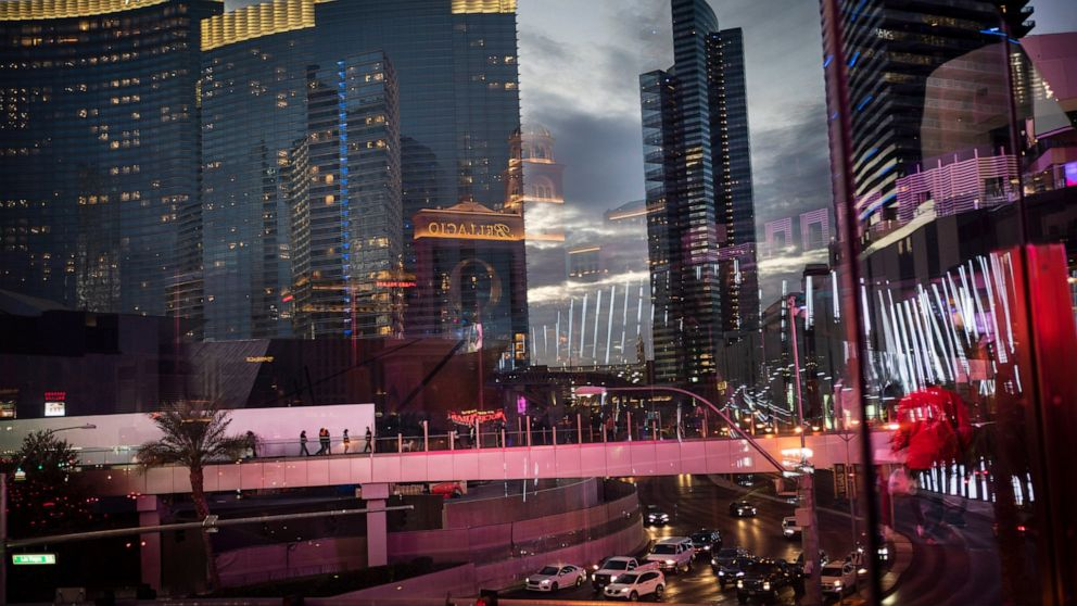 AP ROAD TRIP: An immigrant's struggles to survive in Vegas