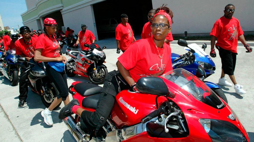 Black bikers see racism in Myrtle Beach, SC, traffic plan