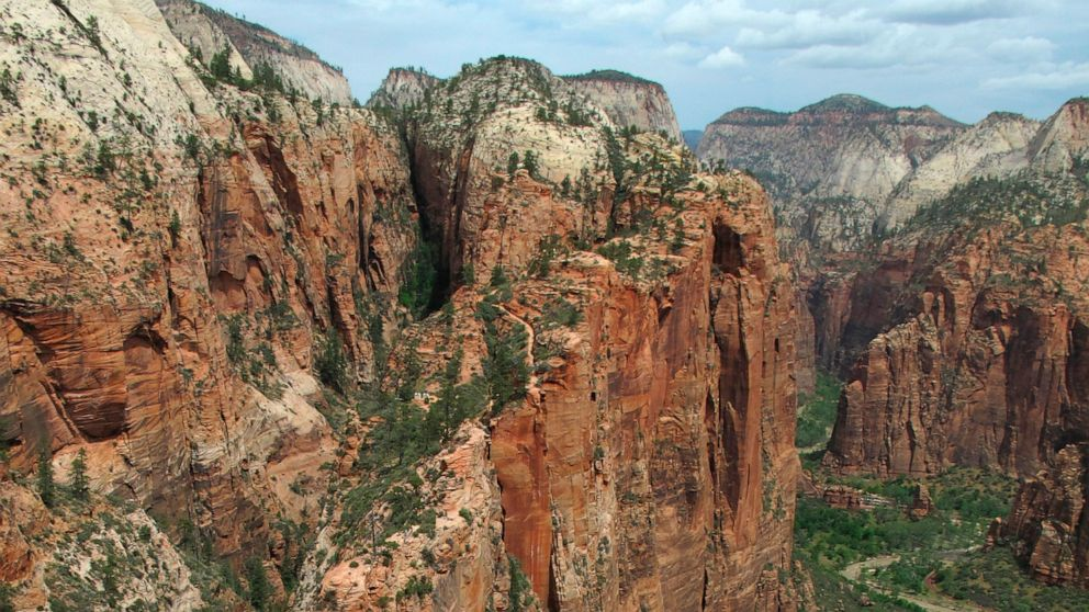 Zion is latest national park to close amid virus spread