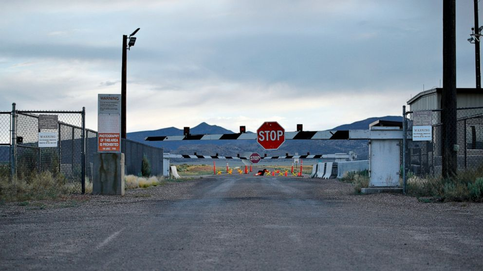 Area 51 county officials draft emergency plan for big crowds