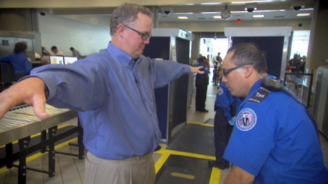 VIDEO: Rick Seaney looks at airport body scanners.
