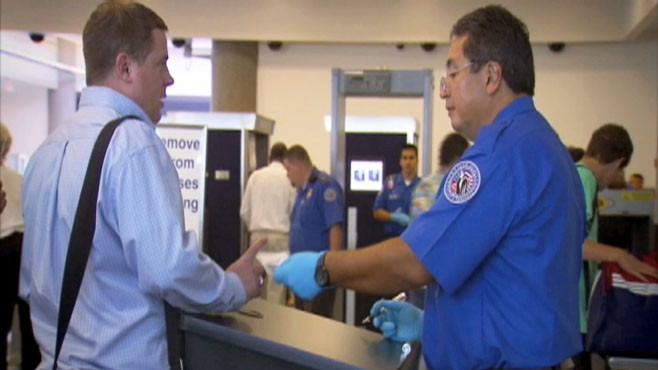 VIDEO: Exclusive TSA video: How to quickly and safely navigate airport security lines.