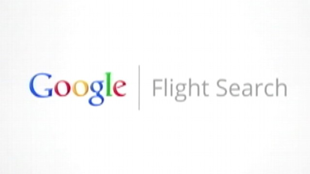 VIDEO: The search engine company expands its services to include flight booking.