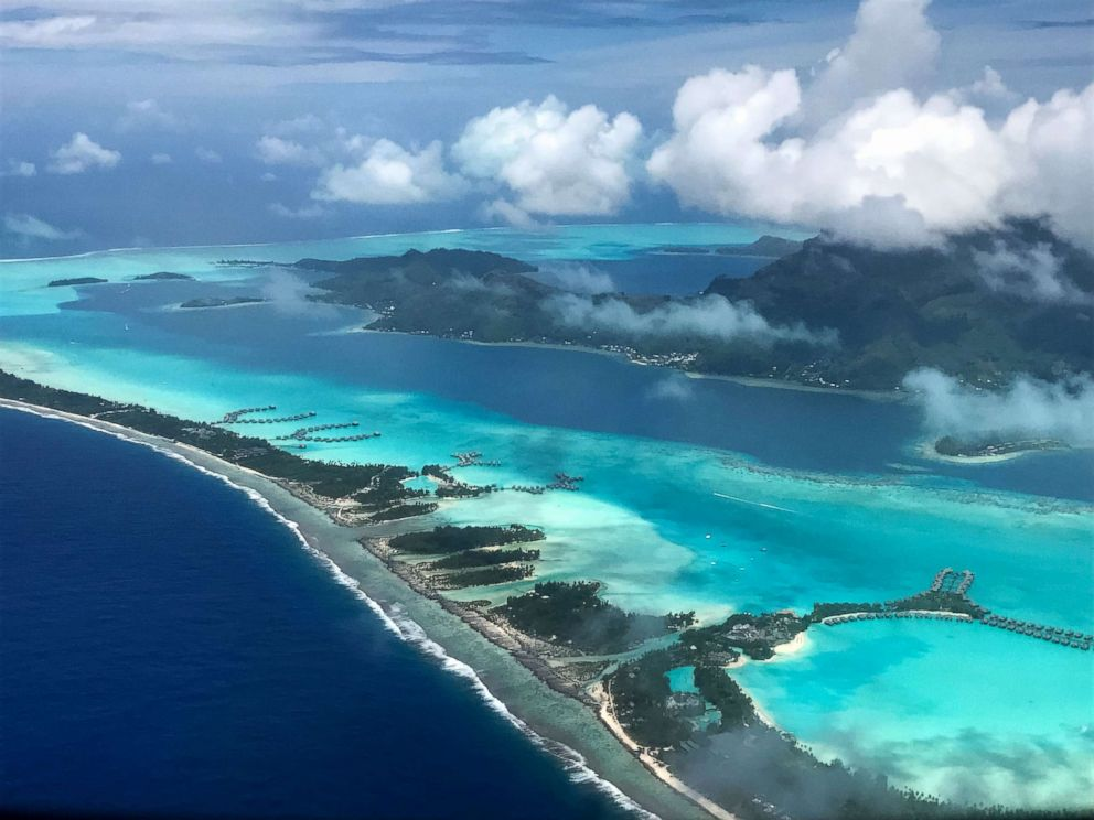 PHOTO: Bora Bora is seen in this undated stock photo.