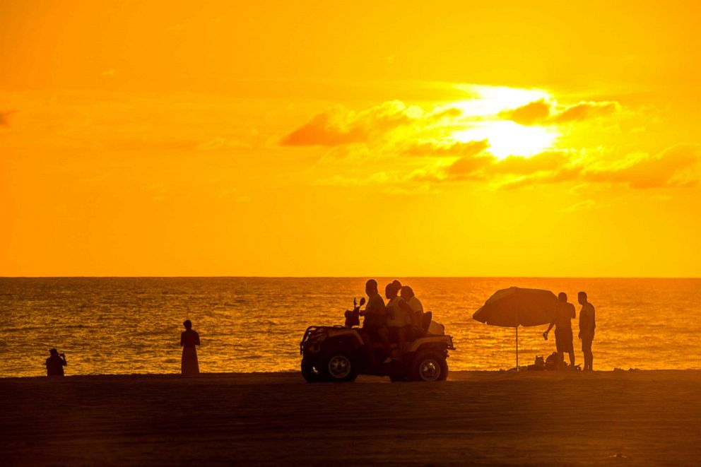 PHOTO: Cabo San Lucas Mexico is the perfect place to explore by ATV.