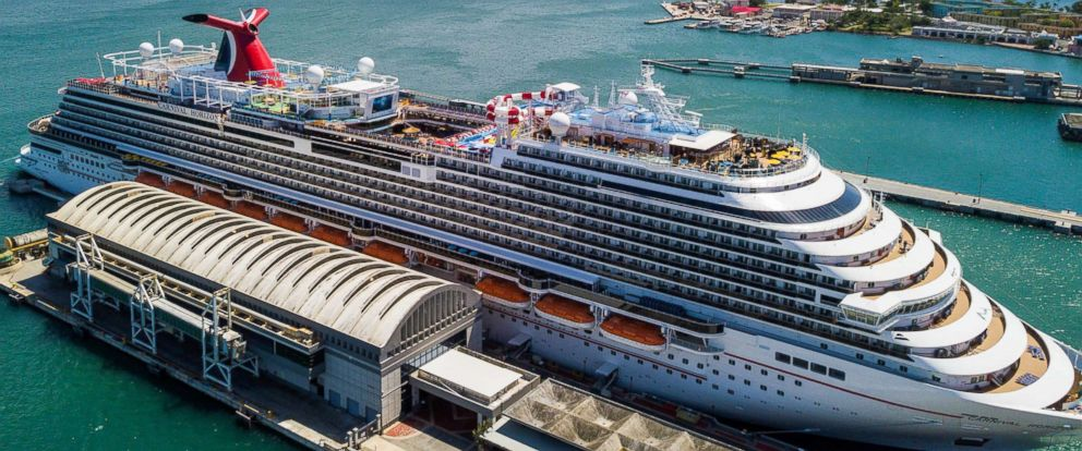 PHOTO: The Carnival horizon cruise ship is pictured here.