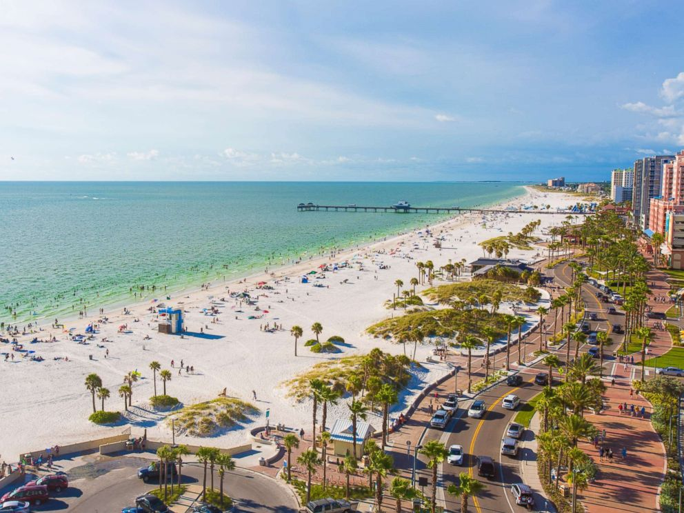 10 best family beaches for 2018 abc news for Top arredi floridia