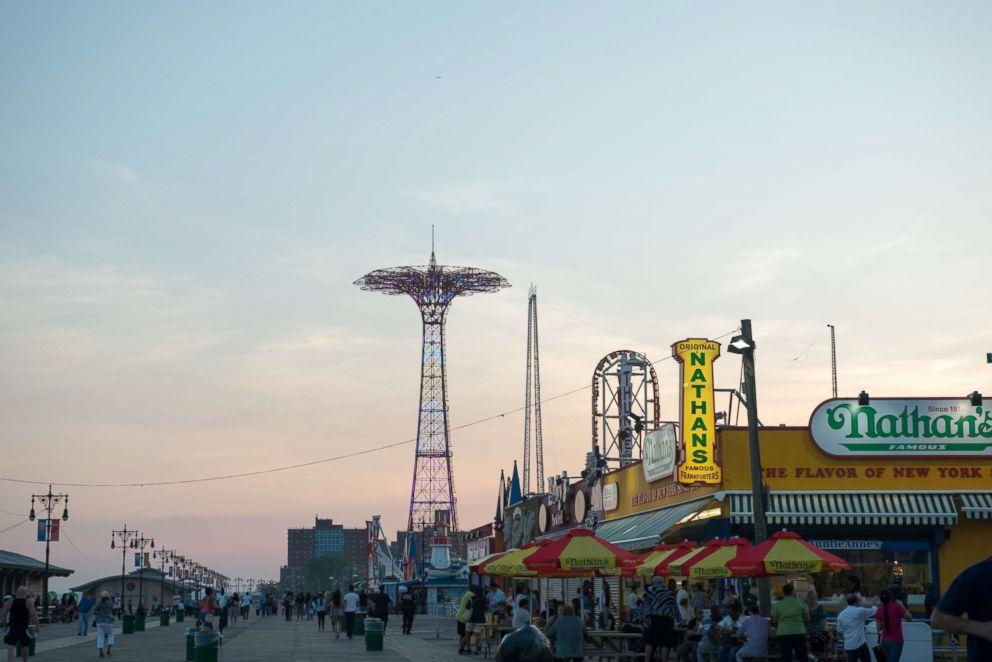 PHOTO: Coney Island, New York.