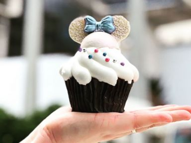 This new cupcake at Walt Disney World will be blowing up your Instagram this summer | ABC News