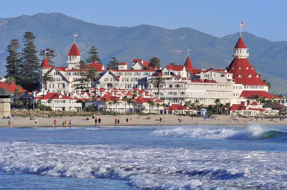 PHOTO: Coronado Beach, California.