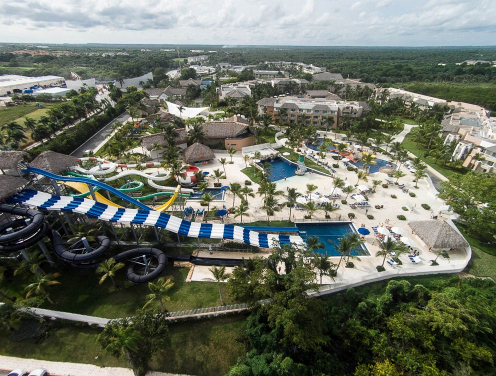 PHOTO: Shown here is the Memories Splash Punta Cana hotel.