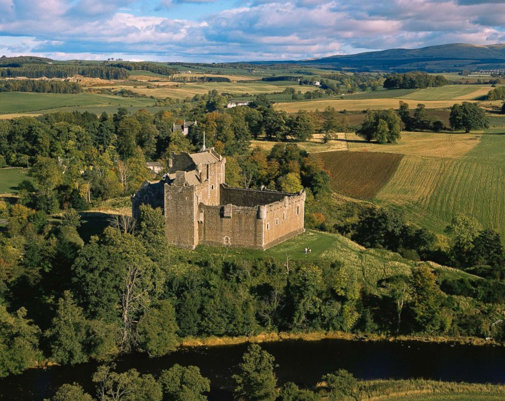 Doune is in the district of Stirling, Scotland, where scenes from the fictional location of Winterfell, is filmed for HBOs Game of Thrones.